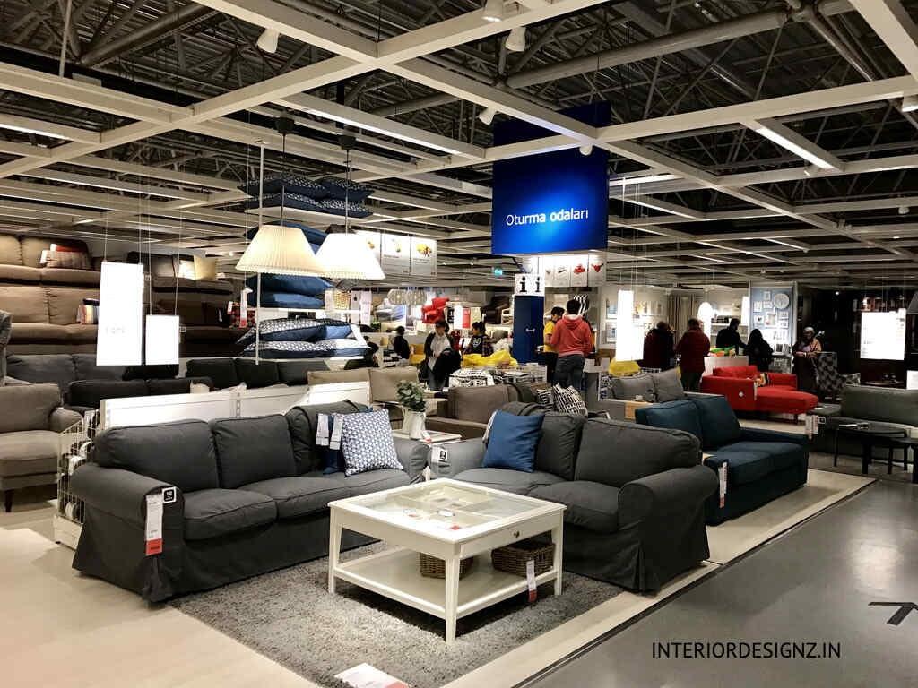 Furniture Stores interiors