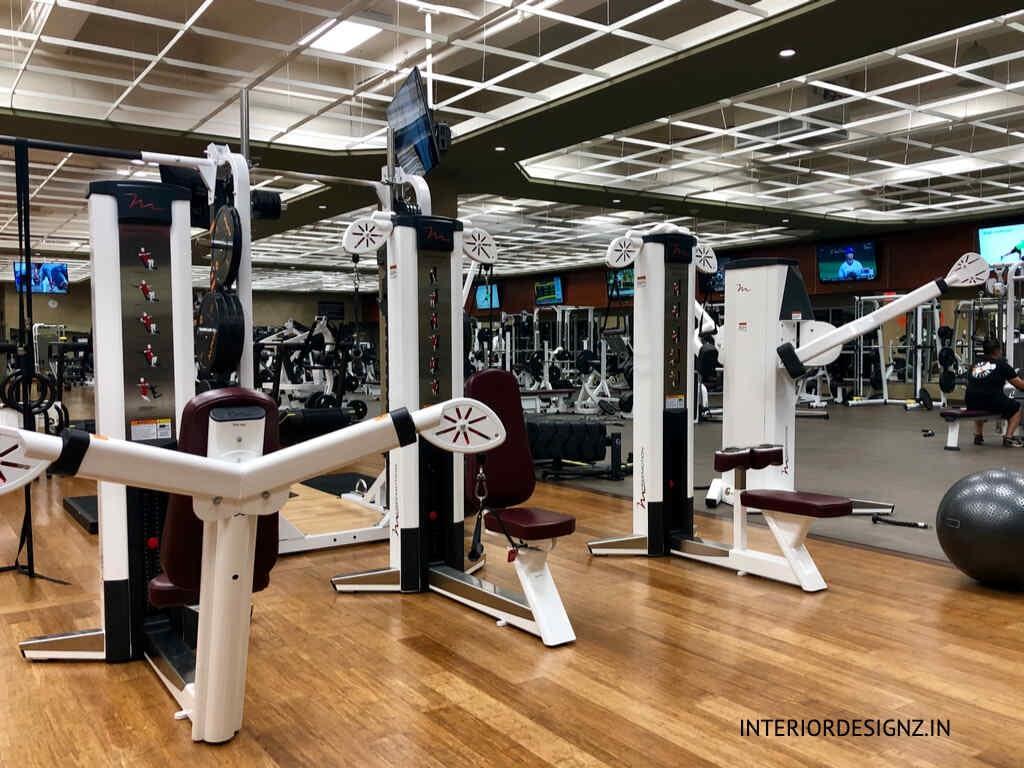 Gym Interior designs