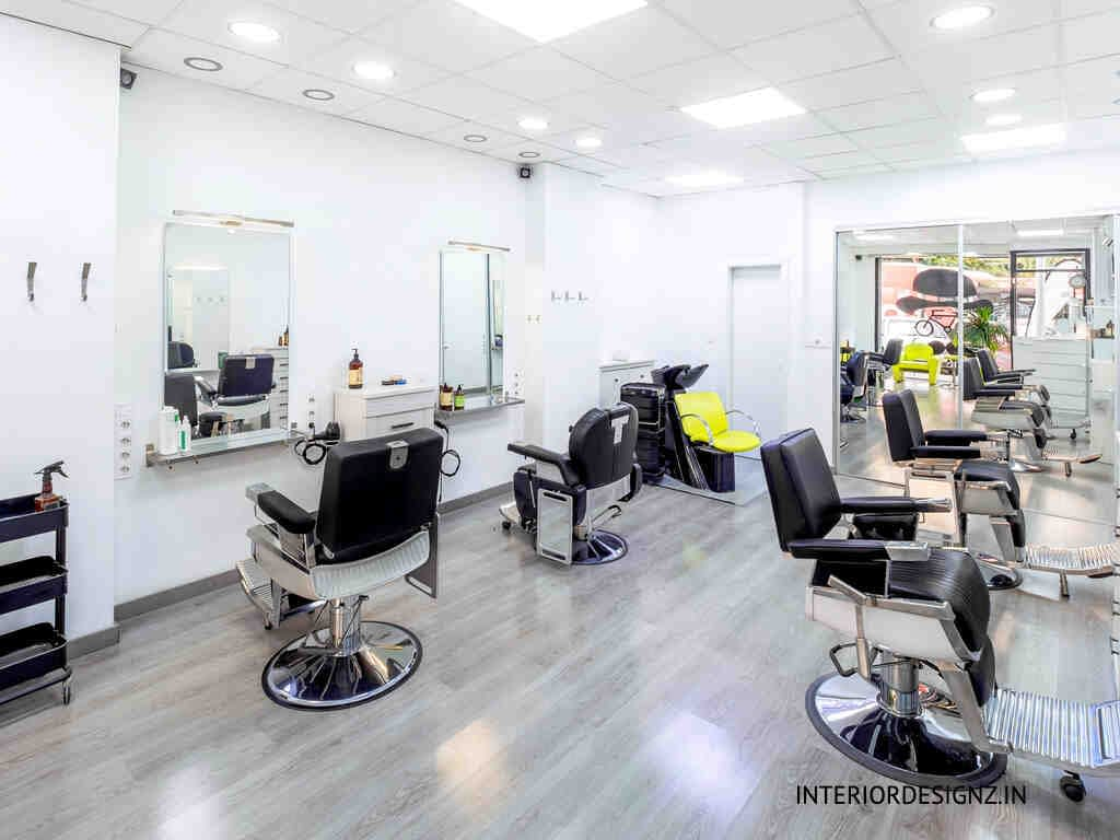 Salon and beauty parlor