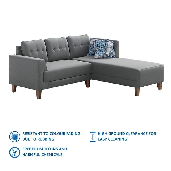 L Shape sofa 3