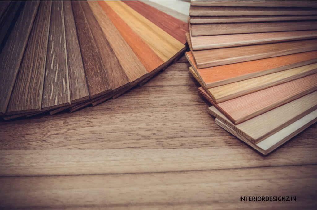 Flooring in interior designs