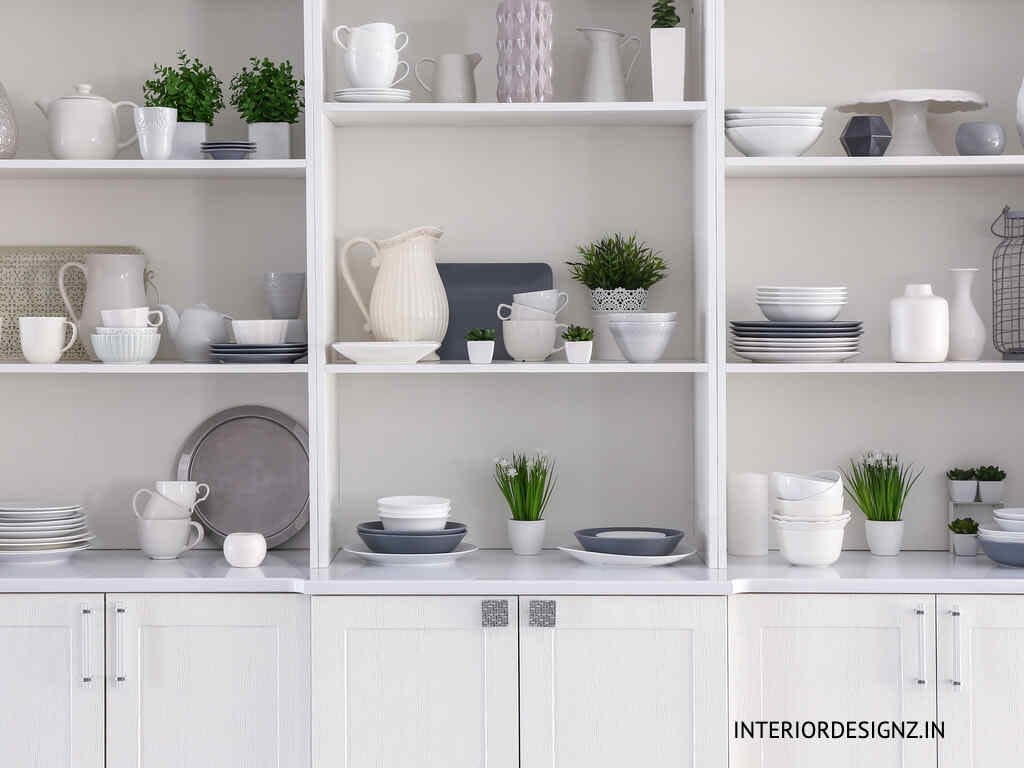 Crockery unit designs