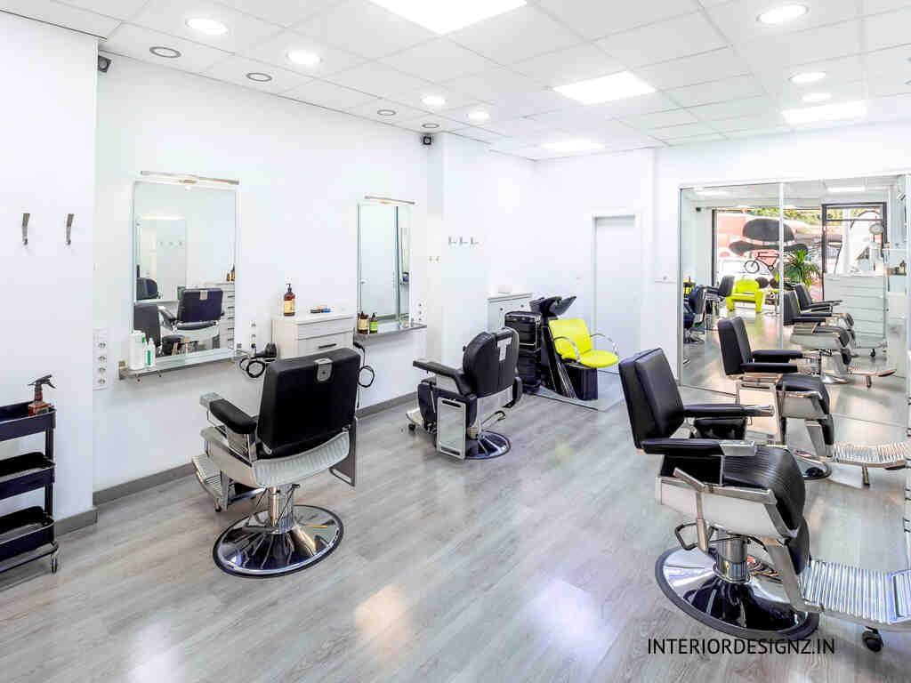 Salon and beauty parlor