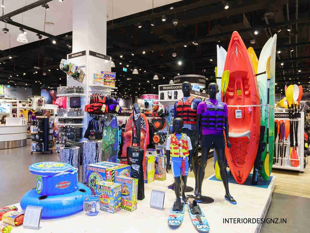 SPORTS EQUIPMENT STORES