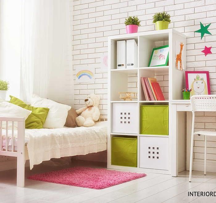 Girl child room