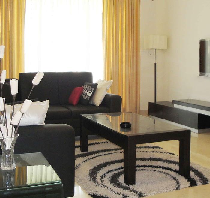 TV Unit Residential Interior designing